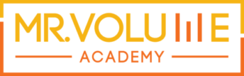 Mr.Volume Academy Logo