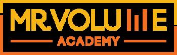 Mr.Volume Academy Logo